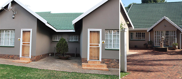 sonia, cosy cottage, self catering, accommodation, bed and breakfast, bnb, centurion, pretoria, conference facilities, star graded, swimming pool, dstv
